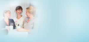 Beratung - Training - Coaching - Organisationsentwicklung - Clea Buttgereit im Gespräch mit Kunden